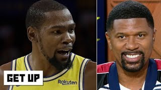 Jalen Rose: There's a lot of truth to KD's Warriors comments | Get Up