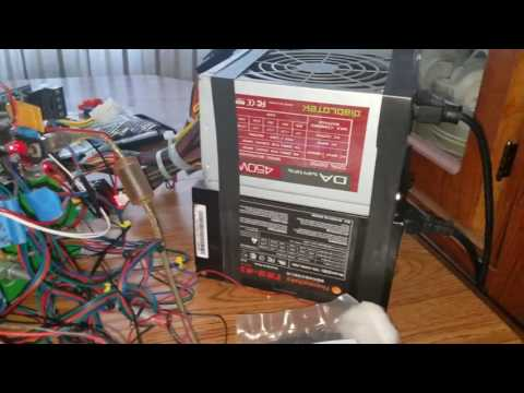 3d printer custom built