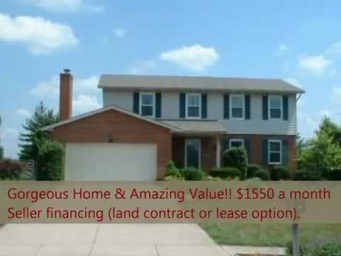 Cincinnati Area Rent To Own Homes_Property of the Week_45 Wyngate Fairfield, Ohio 45011.wmv