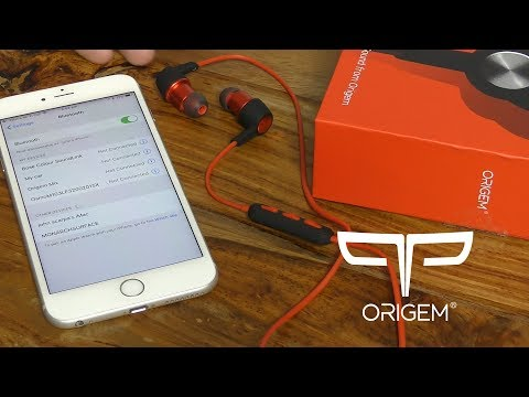 Origem HS-1 Bluetooth Wireless Headphones