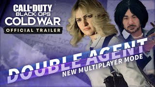 Double Agent: New Game Mode Trailer   Season Five   Call of Duty®: Black Ops Cold War