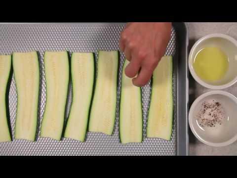 Healthy Me PA Recipe: Zucchini Cheese Rollups