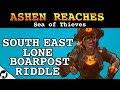 Download  Lone Boarpost Riddle | Ashen Reaches, Devil's Roar | Sea of Thieves Forsaken Shores MP3,3GP,MP4