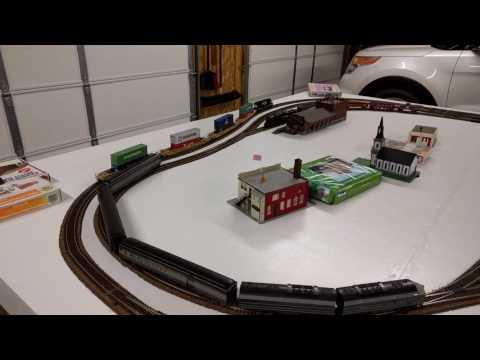 HO - Running TTX Double Stack Intermodal
