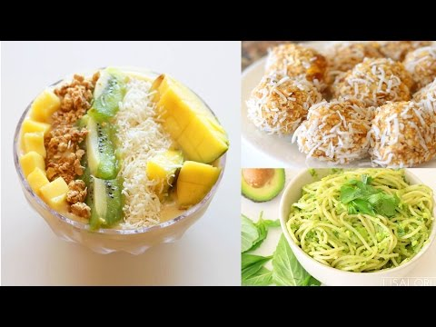 What I Eat In A Day // Healthy Vegan Recipes (#4)