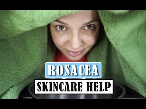HELP with RED SKIN & ROSACEA