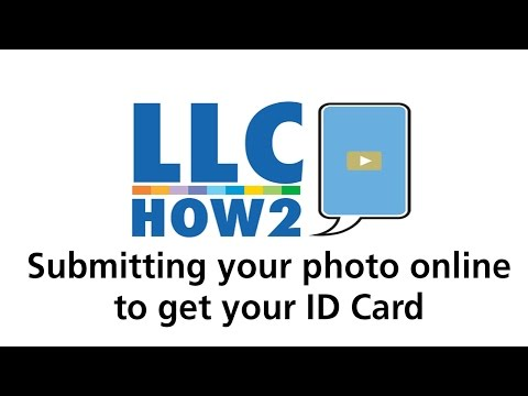 GBC Student Card: Submitting your Photo Online - Open Captioned