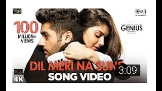 Dil Meri Na Sune Lyrics | Atif Aslam - Genius | Checklyrics