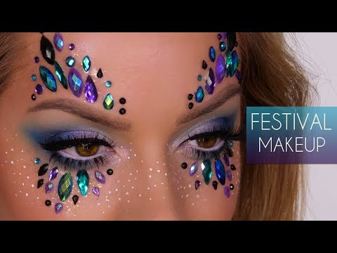 Affordable Festival MakeUp Tutorial | Shonagh Scott