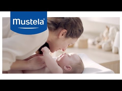 1 2 3 Vitamin Barrier Cream: Anti-diaper rash protection | Mustela