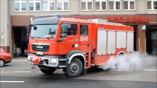 [trąby] Wyjazd Alarmowy 4 Zastępów Z Jrg 3 W Warszawie!