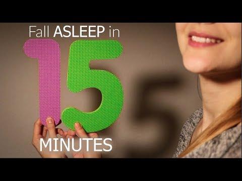 ASMR I'll Help You Fall Asleep in 15 Minutes