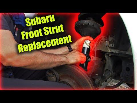 Subaru Front Strut Replacement