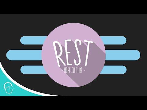 Hope Culture - Rest (Lyric Video)