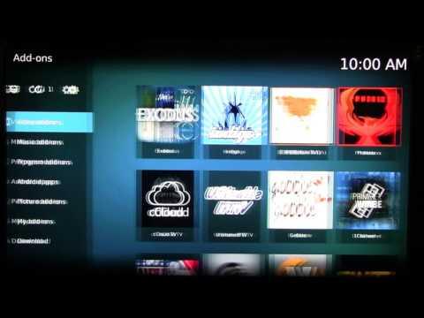如何用Super Repo来安装和更新Kodi里的免费电视/电影插件