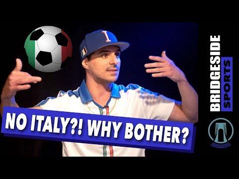 Italian-Americans Boycott the World Cup!?   Brooklyn Vs. World Cup Boycott