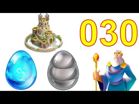 Dragon City Gameplay Tutorial Part 30 Level 23 (Got Armadillo & Cool Fire Dragon & Buy Hatchery 5)