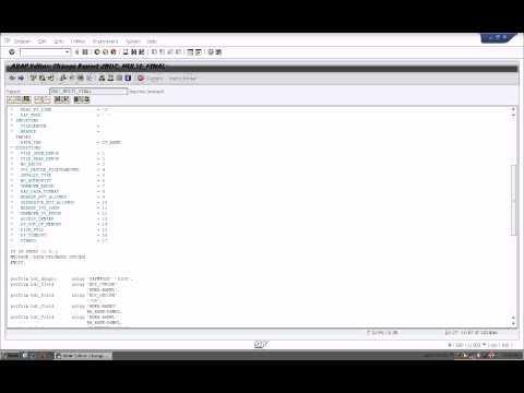 SAP-BDC Upload Using Multiple method