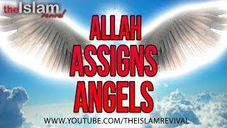 Allah Assigns An Angel Over You! - ||JIHAD SALEH|| - ||  AMAZING! ||