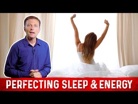 Perfecting Your Sleep & Energy
