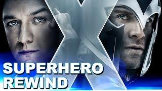 Download Superhero Rewind: X-Men First Class Review Video