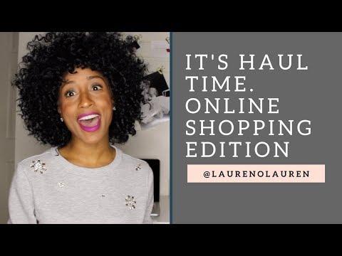 I Bought A Thong Bikini Haul | LaurenOLauren