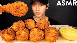 Download ASMR KFC SECRET RECIPE MUKBANG (No Talking) COOKING & EATING SOUNDS | Zach Choi ASMR Video