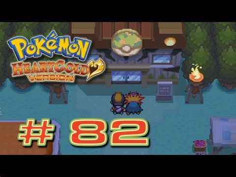 Pokémon HeartGold - # 82 ( Zona Safari