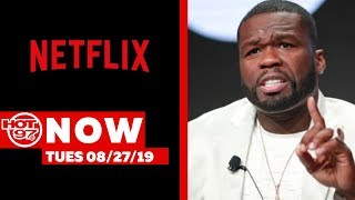 50 Cent Apologized To Moneybagg Yo + Netflix Makes A MAJOR Change Hot 97 Now