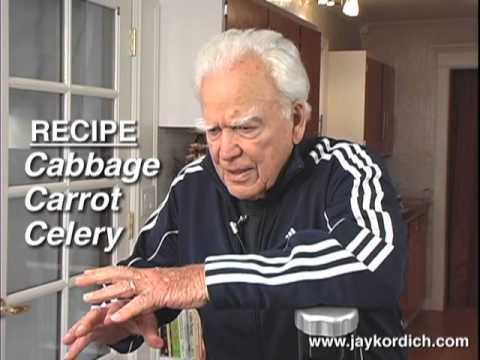 Cure Stomach Ulcers using Cabbage Juice with Jay Kordich