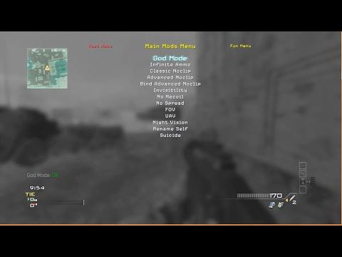 Advanced warfare mod menu download ps4