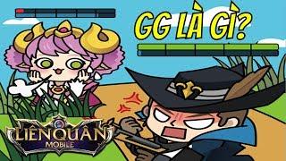 Liên Quân Mobile: Sẽ Ra Sao Khi Hai Team Đầu Hàng Cùng Lúc - Tướng Phá Trụ Từ Xa   VietClub Gaming