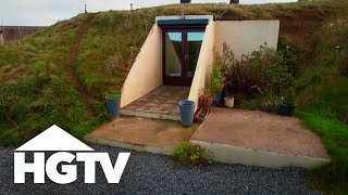 Bunker Living in Modern World - HGTV