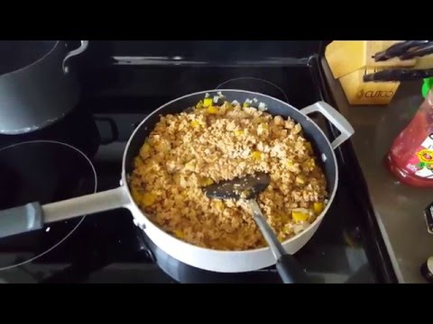How to Cook Delicious Ground Turkey Meat for Enchiladas or Tacos