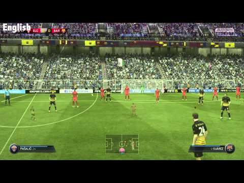 How to - FIFA 15 EASIEST WAY TO CHANGE COMMENTARY VOICE PS3 PS4 XB1 XBOX360 PC