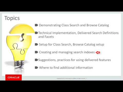 PeopleSoft Spotlight Series: Class Search & Browse Catalog with Elasticsearch