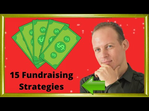15 fundraising ideas and strategies: raise money for your business