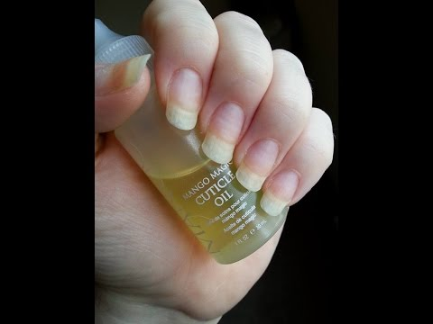 DIY How To Grow Long, Strong, Healthy Nails FAST