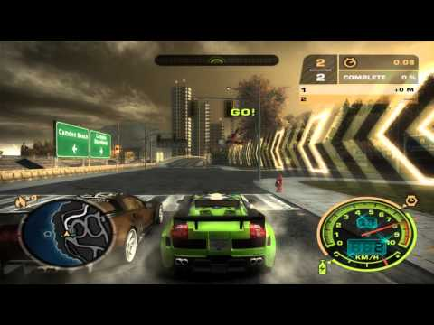 PC Longplay [353] Need For Speed Most Wanted 2005 (part 4 of 6)