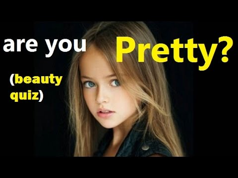 are you beautiful? accurate quiz.