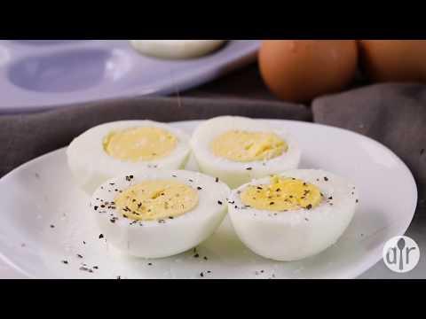 How to Make Pressure Cooker Hard-Boiled Eggs| Breakfast Recipes | Allrecipes.com