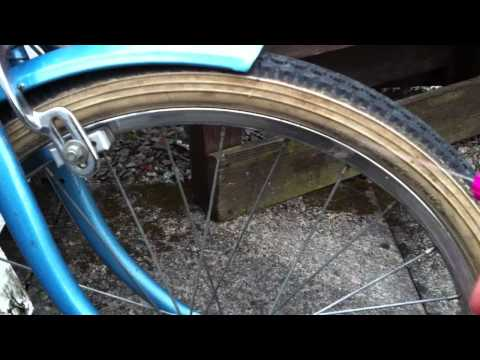 How to revive yellowed/dirty bicycle whitewall tyres