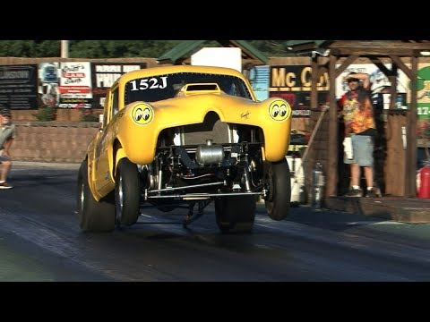 1 Southeast Gassers OFFICIAL Race Recap Shady Side, Shelby
