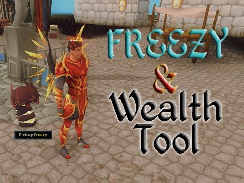 Freezy Pet at level 7?! Iron-man Streams & Wealth Evaluator!