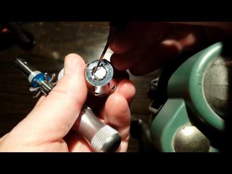 (19) Tri-lock-athon Event #3 Single pin picking a tubular lock