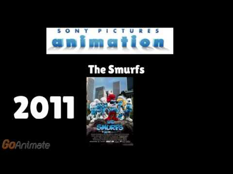 All The Snoy Pictures Animation Movies