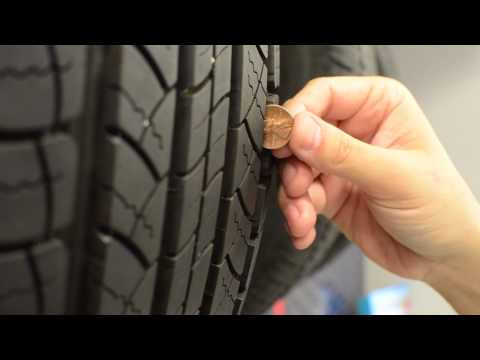 How To Tell If You Need New Tires on Your Chevrolet