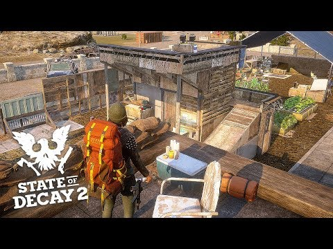 MASSIVE BASE IMPROVEMENTS & EXPANSION! State of Decay 2