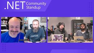 ASP.NET Community Standup - Jan 21, 2020 - Cloud Native Crossover: Glenn Condron & Sourabh Shirhatti