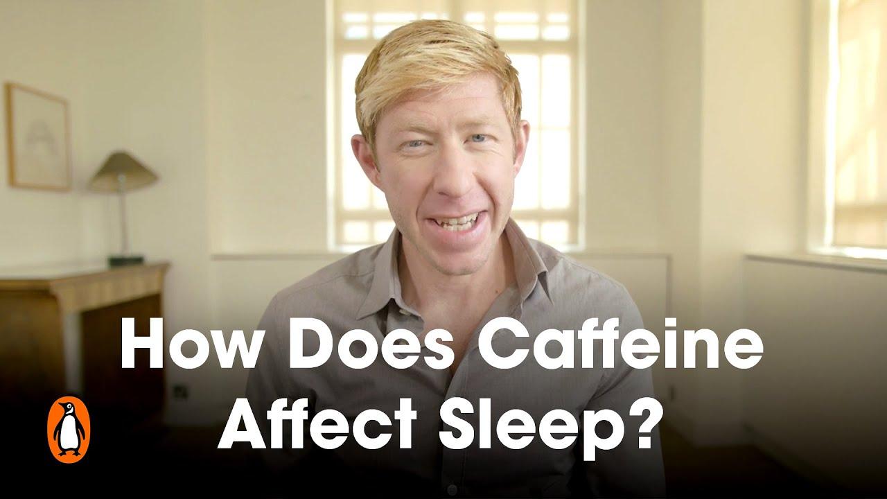 Download How Does Caffeine Affect Sleep? | Matthew Walker MP3 Gratis